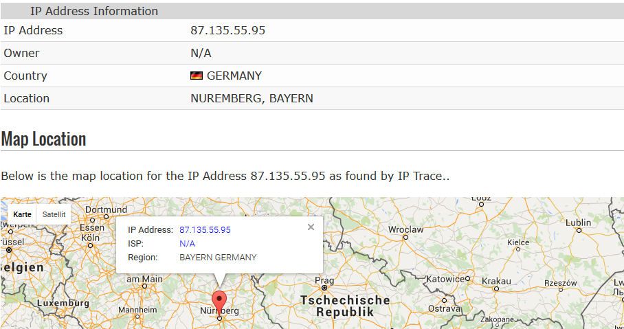 Screenshot: http://www.iptrace.in/IPv4-IP-Address/87.135.55.95.html