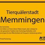 PeTA erhält erneut Werbeverbot