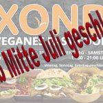 Das vegane Sterben – XOND macht dicht