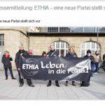 Simon Fischer von Ethia – dumme Strafanzeige