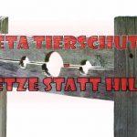 PeTA führt einen Vernichtungskrieg
