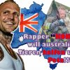 Rapper KONTRA K will australischen Tieren helfen fragt aber Peta